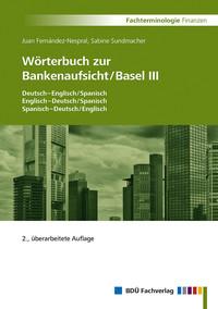 Wörterbuch zur Bankenaufsicht
