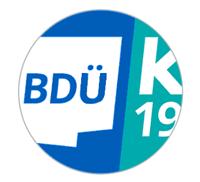 Logo BDÜ Konferenz 2019