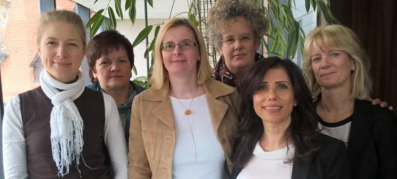 Neuer Vorstand im BDÜ LV Thüringen 2017