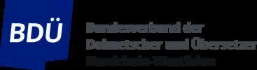 Logo BDÜ Nordrhein-Westfalen